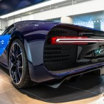 Bugatti Chiron at Manhattan Motorcars New York-13