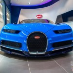Bugatti Chiron at Manhattan Motorcars New York-14