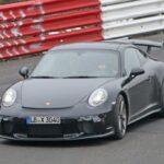 Facelift Porsche 911 GT3 Prototype-1