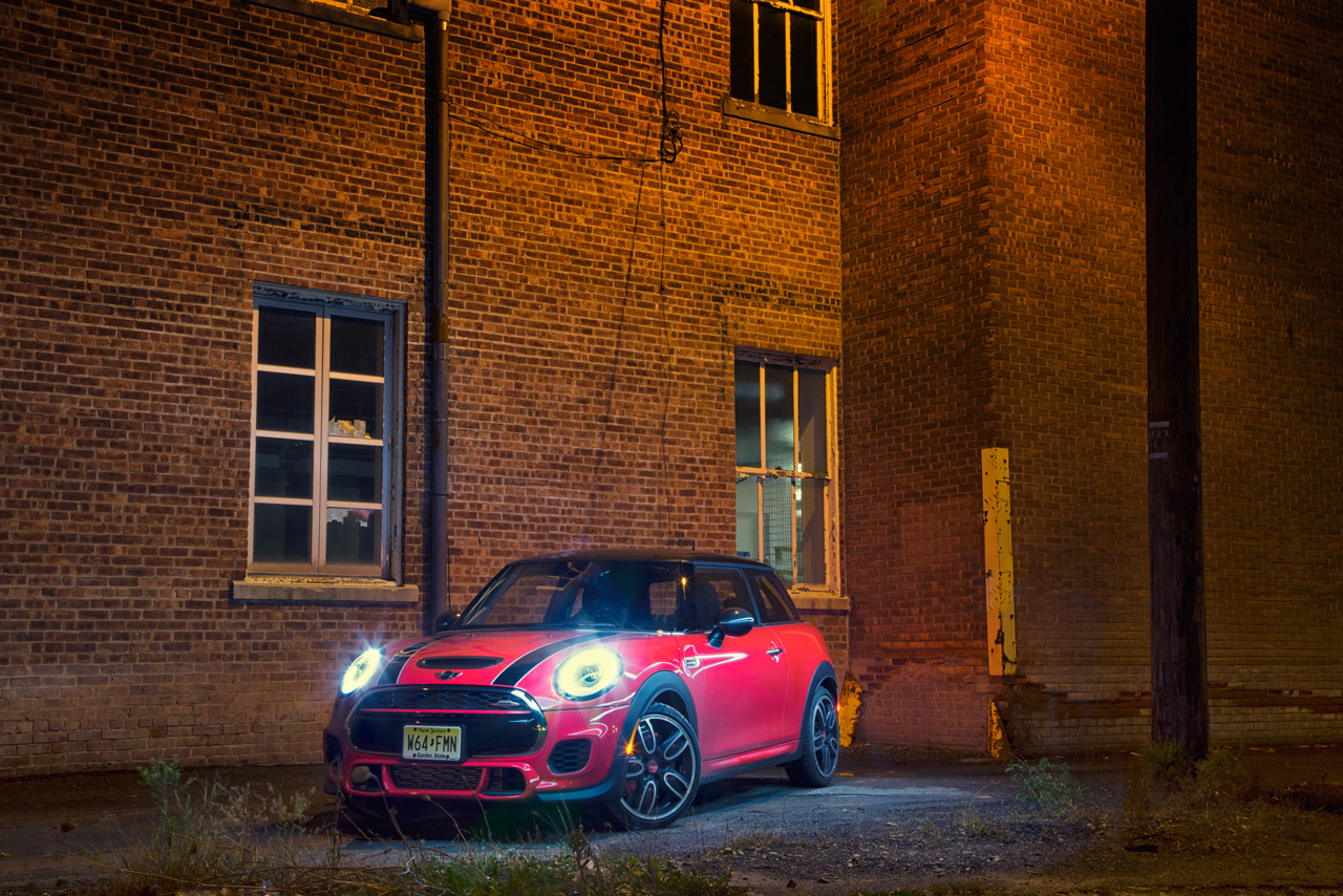 12 Hours With The 2016 Mini John Cooper Works The Supercar Blog