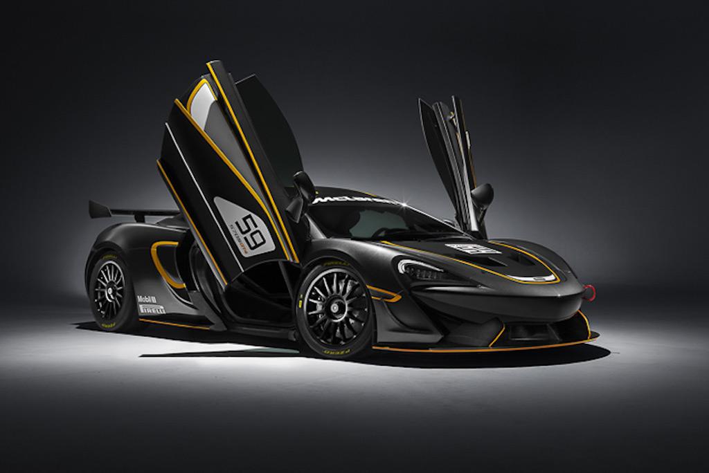 McLaren 570S GT4 Race Car-1
