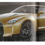 Nissan GT-R Facelift Rendering Japan-1