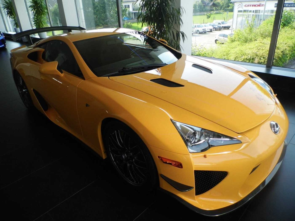 Nurburgring Edition Lexus LF-A for sale-1