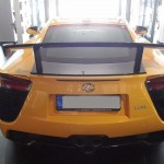 Nurburgring Edition Lexus LF-A for sale-12