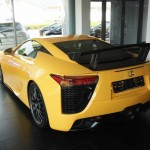 Nurburgring Edition Lexus LF-A for sale-4
