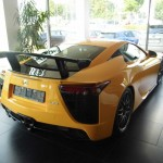 Nurburgring Edition Lexus LF-A for sale-5