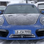 Porsche 911 GT2 RS Prototype spotted in Sweden-3