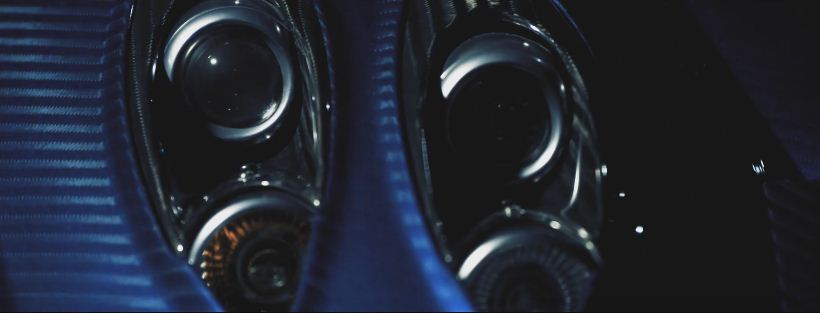 Special one-off Pagani Huayra Teaser-1