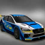 2016 Subaru WRX STI Isle of Man Record Attempt Car