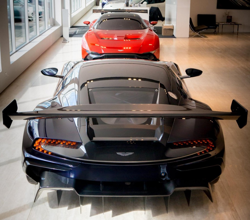 Second Aston Martin Vulcan For Sale In The US The Supercar Blog - Aston martin sale