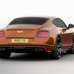 Bentley Continental GT Black Edition-2