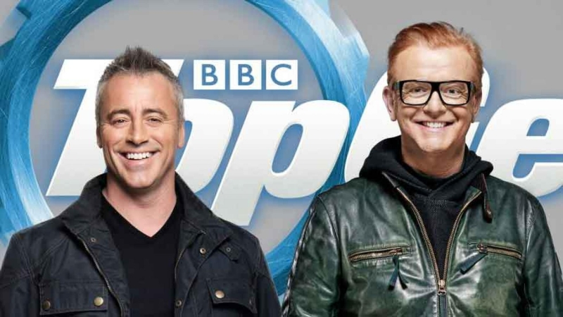 Chris Evans, Matt LeBlanc-Top Gear hosts