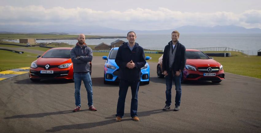 Ford Focus RS versus rest of the world