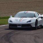 Mystery Ferrari spotted at Fiorano-1
