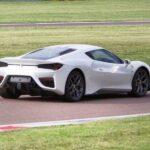 Mystery Ferrari spotted at Fiorano-3