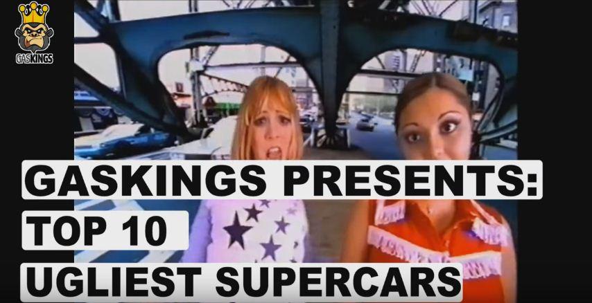 Top 10 Ugliest Supercars