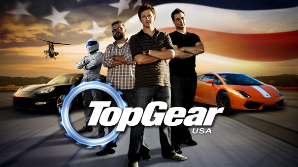 Top Gear USA Trailer