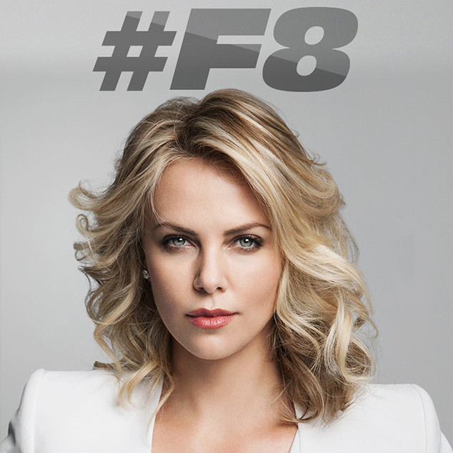 Charlize Theron to play baddie in Fast 8