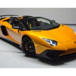 Lamborghini Aventador SV Roadster for sale-5