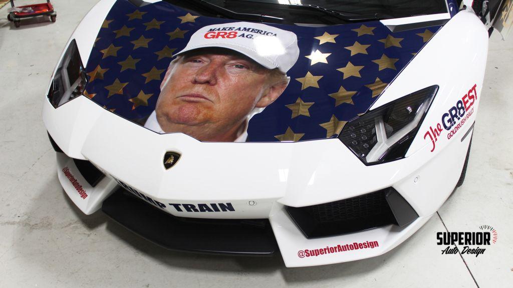 Lamborghini Trump-Ventador goldRush Rally 2016-3