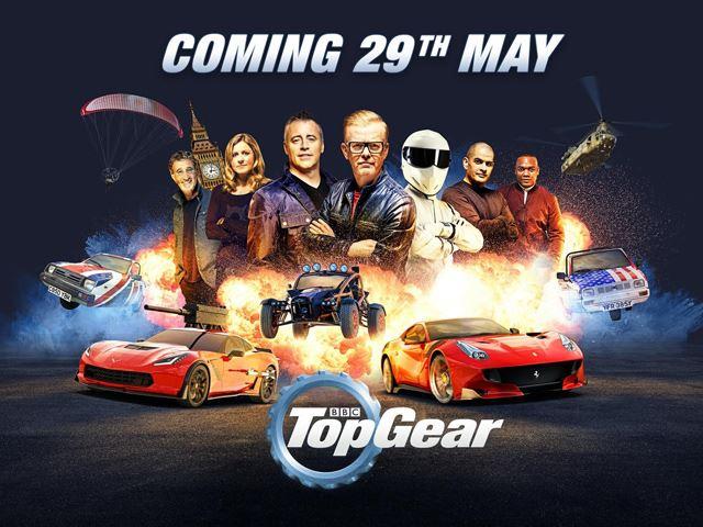 New Top Gear Season 23 starts May 29