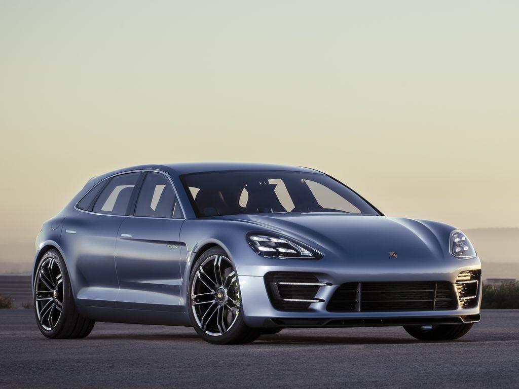 Porsche Panamera Sport Turismo Concept-1