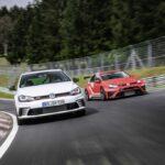 VW Golf GTI Clubsport S- FWD Nurburgring Record-4