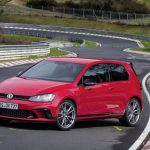 VW Golf GTI Clubsport S- FWD Nurburgring Record-6