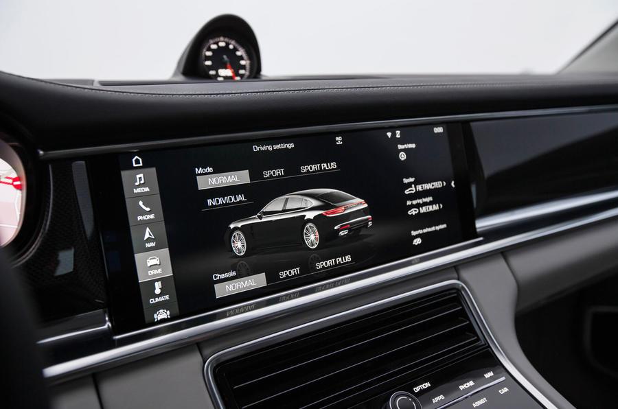 2017 Porsche Panamera Interior 5