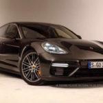 2017 Porsche Panamera leaked-1