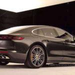 2017 Porsche Panamera leaked-2