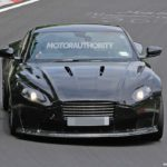 2018 Aston Martin Vantage spy shots-1