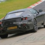 2018 Aston Martin Vantage spy shots-4