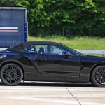2018 Bentley Continental GT Convertible-spy shots-5