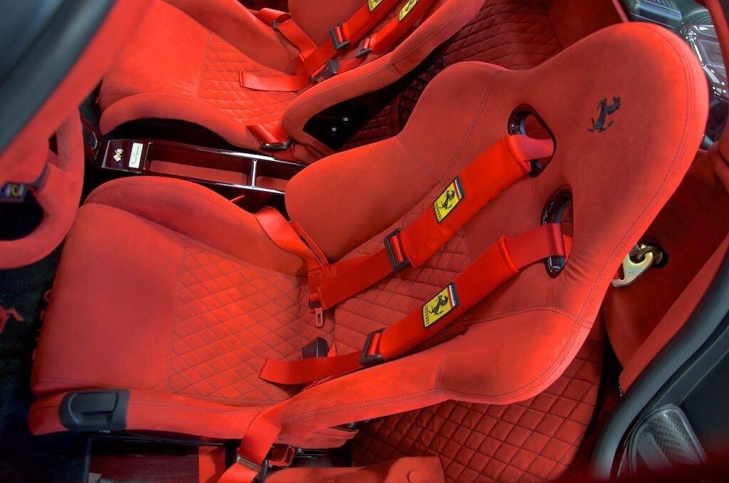 Bare Carbon Fiber Bodied Ferrari Enzo For Sale The Supercar Blog