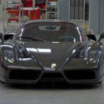 Bare Carbon Fiber Ferrari Enzo For Sale-4