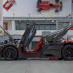 Bare Carbon Fiber Ferrari Enzo For Sale-8