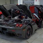 Bare Carbon Fiber Ferrari Enzo For Sale-9