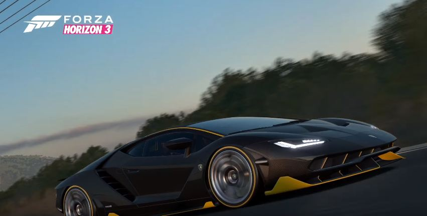 Forza Horizon 3 launch trailer-5