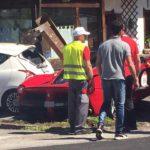 LaFerrari Crash-Ferrari Cavalcade 2016-4