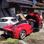 LaFerrari Crash-Ferrari Cavalcade 2016-5