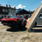 LaFerrari Crash-Ferrari Cavalcade 2016-6