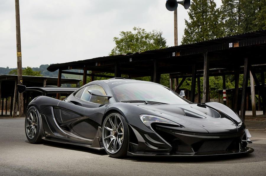 McLaren P1 LM-9