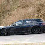 2017 Porsche Panamera Sport Turismo spy shots-4