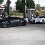 Bugatti Chiron convoy spotted in Colorado-1