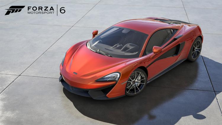 Forza 6 DLC- Select Car Pack-5