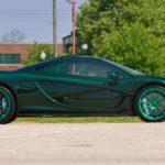 Green McLaren P1 heads to Monterey Auction-2