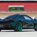 Green McLaren P1 heads to Monterey Auction-3