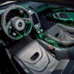 Green McLaren P1 heads to Monterey Auction-4