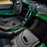 Green McLaren P1 heads to Monterey Auction-5